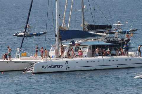 Alicante: 6 uur durende catamarantocht naar Tabarca