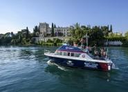 Von Peschiera: Garda Ostküstenkreuzfahrt nach Sirmione