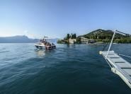 Von Lazise: Garda Ostküstenkreuzfahrt nach Sirmione