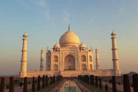 Taj Mahal: tour al amanecer desde Delhi