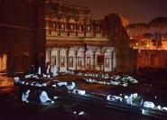 Rom: Forum Romanum, Palatin und Abendlichtshow