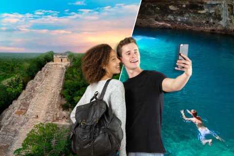 Coba Ruins, Cenotes, and Mayan Experiences Full-Day Tour