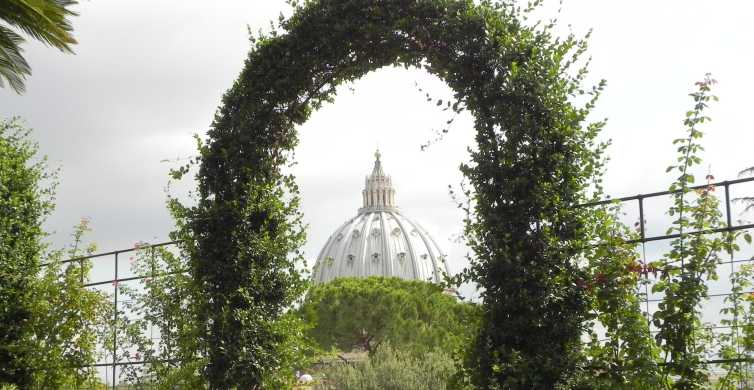 Vatican: Gardens, Museums and Sistine Chapel Tour
