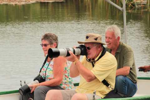 From Lima: Pantanos de Villa Birdwatching & Wetlands Tour
