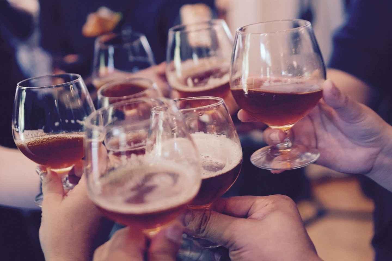 Kopenhagen: Bier, Bites & Blasts aus der Vergangenheit