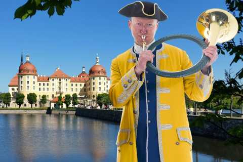 Moritzburg: Moritzburg Castle Interactive Hunting Tour