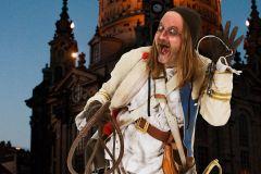Tour Assustador em Dresden Guiado por um Mestre da Masmorra