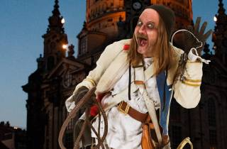 Dresden: Gruseltour mit Kerkermeister