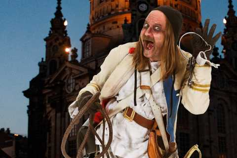 Terrifying Tour of Dresden Led by a Dungeon Master