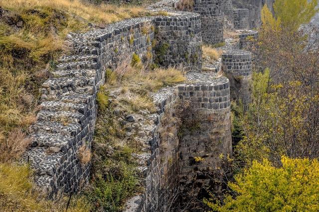Van Yerevan: trek van Bjni naar Tsaghkadzor