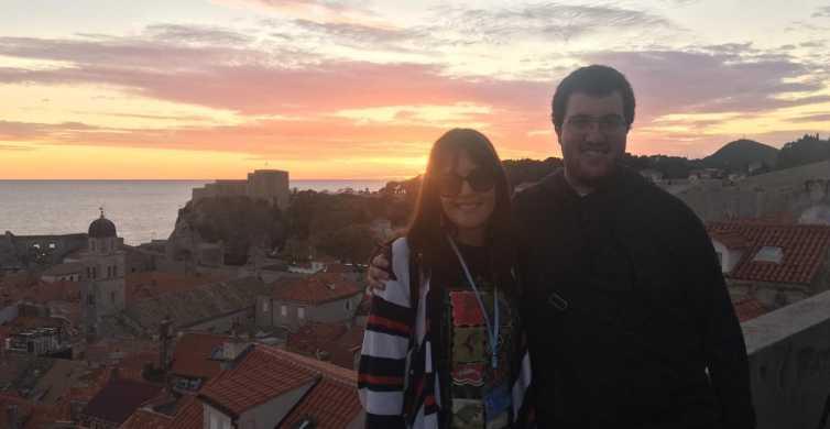 Dubrovnik City Walls Sunset Walking Tour