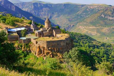 Private Day Trip to Khor-Virap, Noravank & Tatev Monasteries