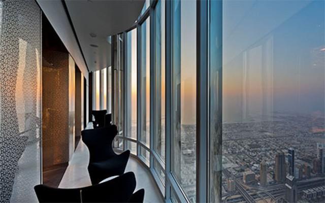 Burj Khalifa Levels 124 & 125 and Dubai Marina Ferry Trip