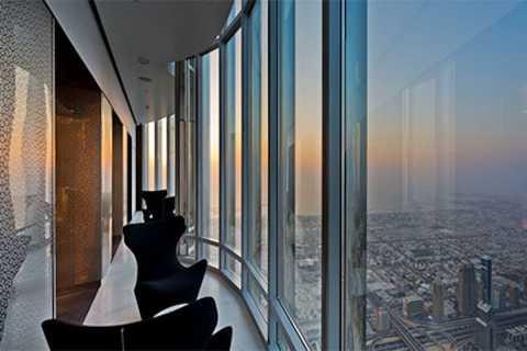Burj Khalifa Level 124 & 125 und Dubai Marina Ferry Trip