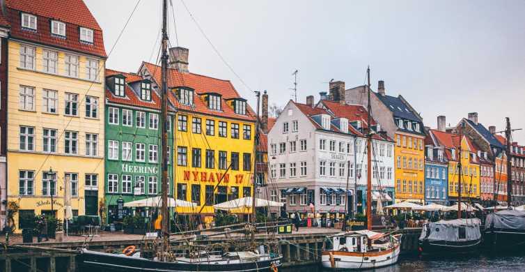 Copenhague: Little Mermaid Charming Game y Tour