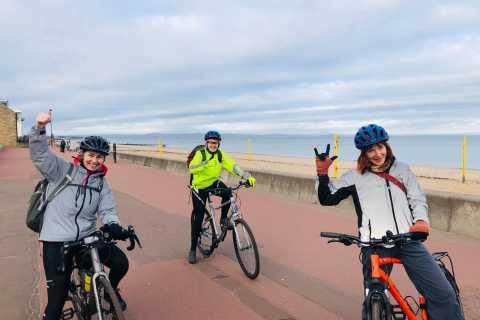 Edinburgh: Coastal Bike, Beer and Brewery Tour