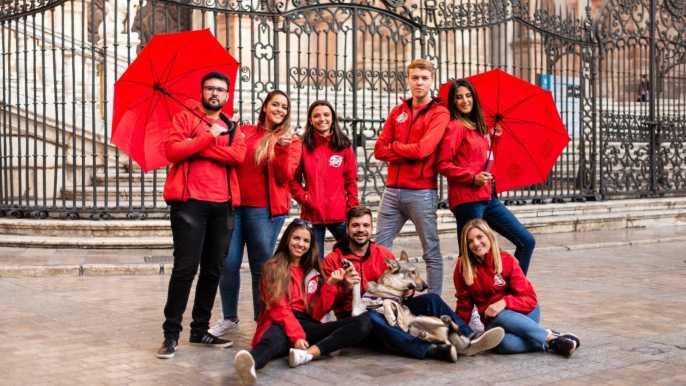 Málaga: tour a pie de 1,5 horas
