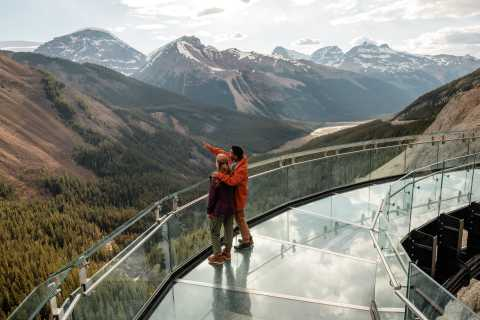 From Calgary: Columbia Icefield Discovery Full-Day Tour
