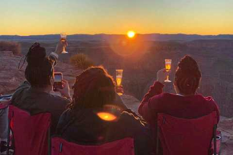 From Las Vegas: Grand Canyon West Sunset Tour