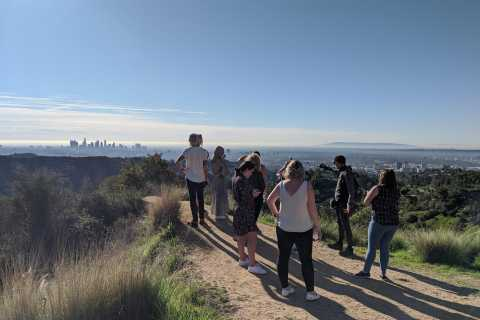 Los Angeles: Hike to the Hollywood Sign