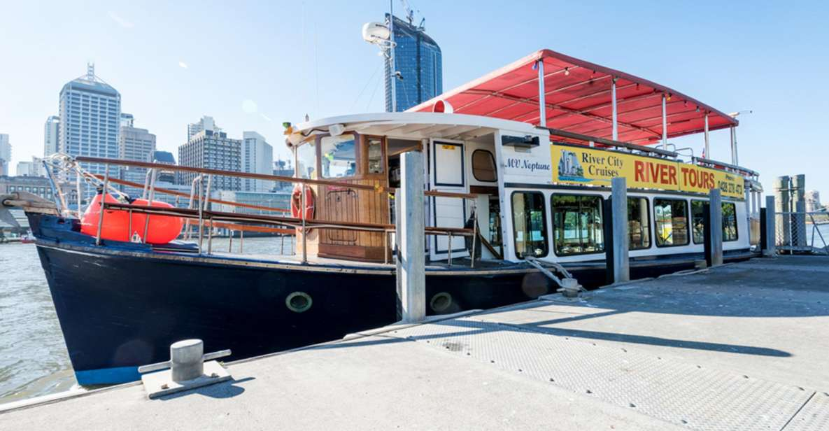 Brisbane: River Cruise with Lunch