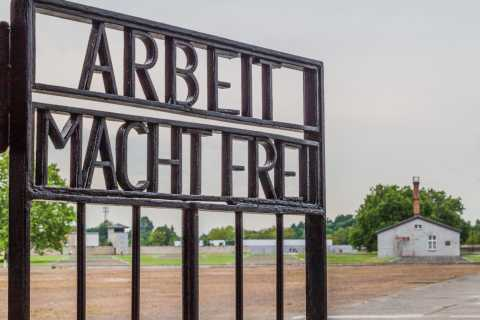 From Berlin: Sachsenhausen Concentration Camp Spanish Tour