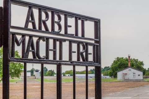 Aus Berlin: Spanische Tour des Konzentrationslagers Sachsenhausen