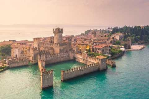 Sirmione: Castles of Lake Garda Motorboat Tour