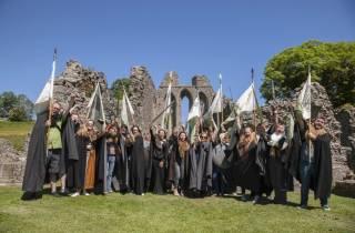 Aus Belfast: Game of Thrones 'Belfast Winterfell Trek