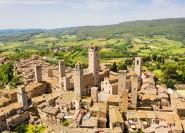 Ab Florenz: Tagesausflug in die Toskana mit einem privaten Chauffeur