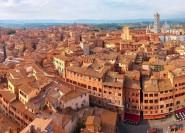Von Florenz: Private Reise nach Pisa, Siena und San Gimignano
