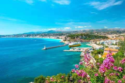 De Nice: excursão de um dia inteiro pela Riviera Francesa