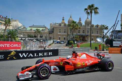 Fra Nice: Halvdagstur til Eze, Monaco og Monte Carlo