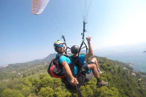 Pelekas: Tandem Paragliding Flight
