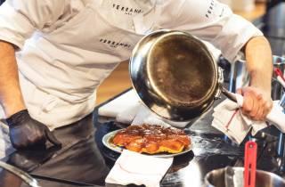 Paris: Französisch Pastry Secrets Class mit Ferrandi Chef