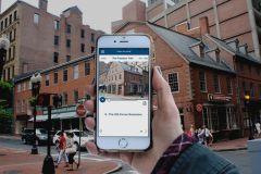 Boston: excursão autoguiada Freedom Trail