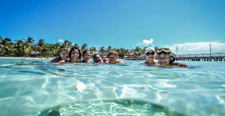 Cancún / Riviera Maya: viaje todo incluido a snorkel en Isla Mujeres