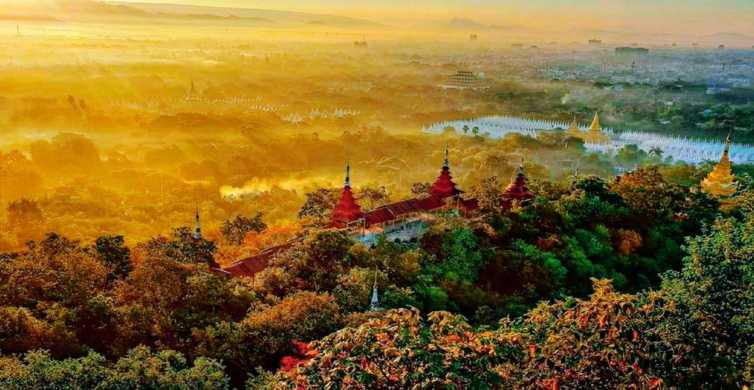 Mandalay: Half-Day Sightseeing Tour