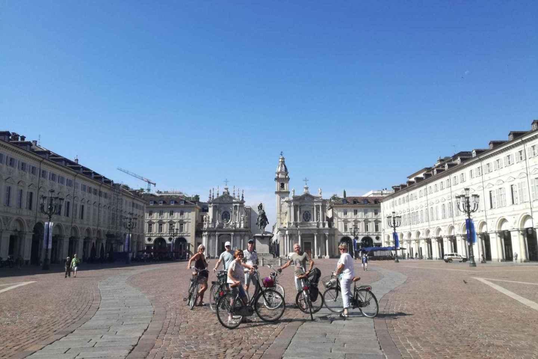 Turin: Fahrradtour zu den Highlights