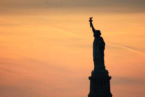 Nueva York: crucero a la Estatua de la Libertad al atardecer