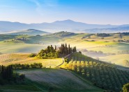 Florenz: Private Chauffeur-Tour durch das Val d