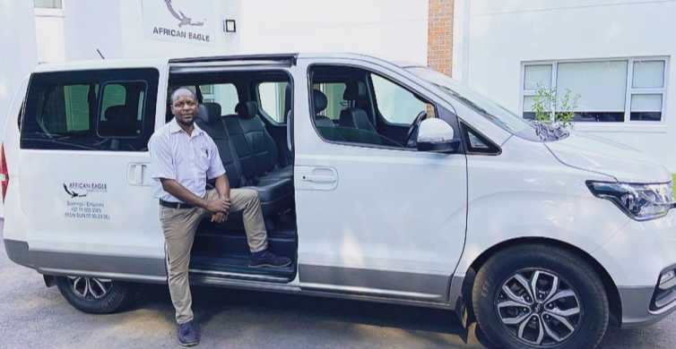 Johannesburg: Airport Transfer with City & Soweto Tour