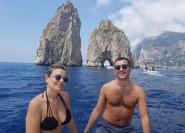 Capri: Tag & Nacht Kleingruppentour mit Aperitif