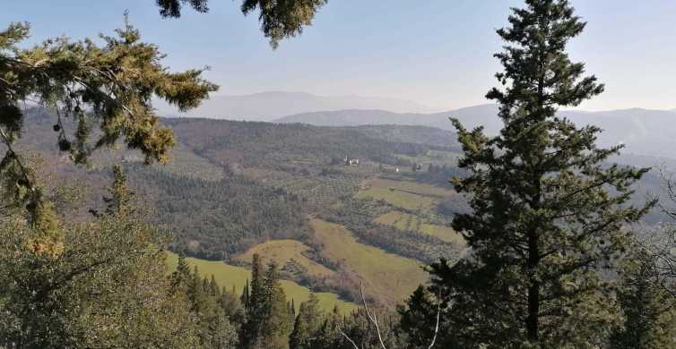 From Florence: Full-Day Chianti and Fiesole Hike