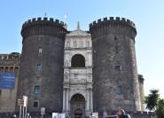 Von Rom: Kleingruppentour durch Pompeji und Neapel