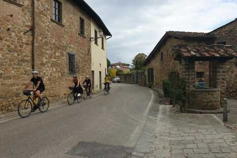 From Florence: Tuscany and Chianti Classico Hills Bike Tour