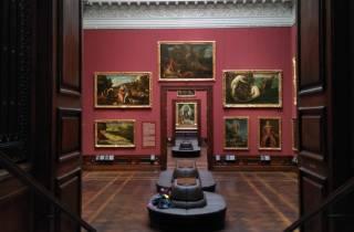 Gemäldegalerie Alte Meister: Ticket und Führung