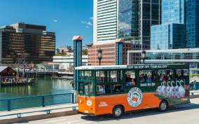 Boston: Old Town Hop-On Hop-Off Trolley Tour