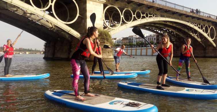 Seville: 2 Hour Paddle Surf Class