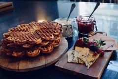Oslo: Degustação de Alimentos e Passeio a Pé